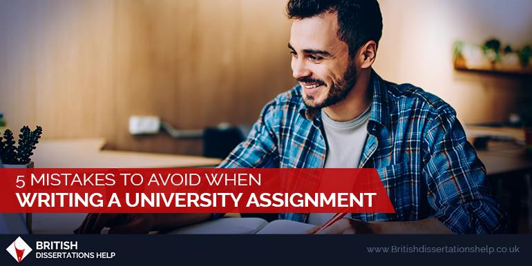 University Assignment