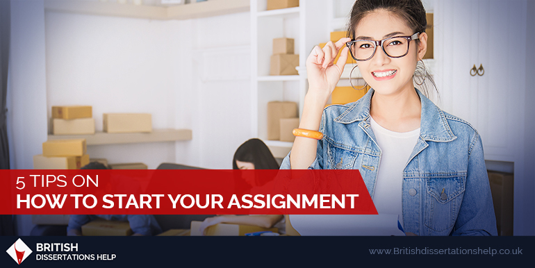 Start Your Assignment